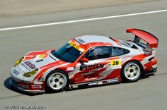 Porsche 911 GT3 R from Team TAISAN CINECITTA