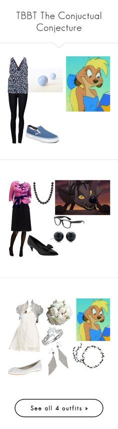 """""""TBBT The Conjuctual Conjecture"""" by brainyxbat ❤ liked on Polyvore featuring Rebecca Taylor, Vans, BANZAI, Cole Haan, Lanvin, Adrianna Papell, Yves Saint Laurent, Tiffany & Co., Forever 21 and Elsa Peretti"""