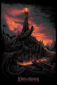Gli Arcani Supremi (Vox clamantis in deserto - Gothian): Tolkien's world