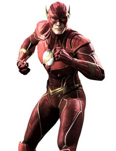Flash - Pictures & Characters Art - Injustice: Gods Among Us