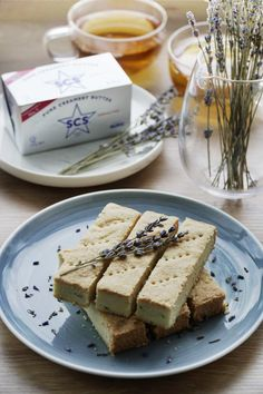 Lavender Shortbread, Culinary Lavender, Buttery Cookies, Homemade Christmas Gifts, Something Sweet, A Food, Food Processor Recipes, Easy Meals, Sweets