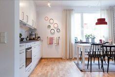Apartament de 3 camere - caminul primitor al unei familii- Inspiratie in amenajarea casei - www.povesteacasei.ro