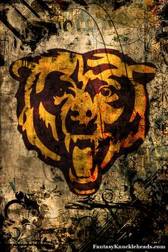 Chicago Bears NFL Team smartphone wallpaper and background image.