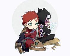 Gaara & Kankuro