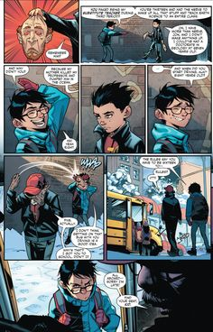 Super Sons issue 1