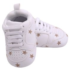 Baby Shoes First Walkers Trustful Baby Toddler Shoes Lace Polka Dot Shallow Baby Girl First Walker Shoes Attractive Appearance