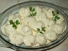 See related links to what you are looking for. Hungarian Cuisine, Hungarian Recipes, My Recipes, Cooking Recipes, Creamed Asparagus, Cold Dishes, Party Finger Foods, Special Recipes, Diy Food