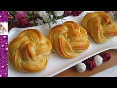 Practice Practice Directions Fluffy Pink Pastry Recipes How? Fluffy Pink Pastry Recipe Cookbook Practical Tricks and Preparation Donut Recipes, Pastry Recipes, Cookbook Recipes, Cookie Recipes, Tandoori Masala, No Flour Cookies, Tasty Dishes, Easy Desserts, Donuts