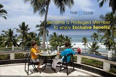 Sign up in our THR Club membership and become a privileged member to enjoy exclusive offers and benefits!