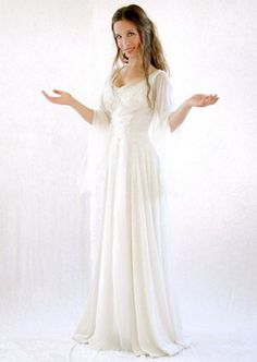 Pagan Wedding   Celtic Wedding Gowns 2012   Wedding Dressesplus size gothic wedding dress bell sleeve   Google Search  . Plus Size Celtic Wedding Dresses. Home Design Ideas
