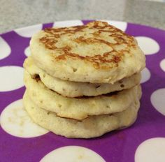 Easy pancakes: ripe bananas + eggs