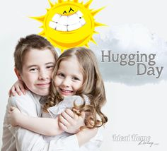 Do You Think Everyone Needs A Hug Now and Again ?  We Do and today is National Hugging Day !  Hugs are the best way to express affection. Hugging shows you care and you support that person through all times, whether good or bad. Jan 21st