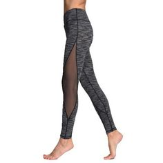 a04c1aba10885 Best Yoga Pants for Women, Gym Leggings, Sports Fitness Slim Mesh Yoga Pants