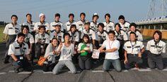 【企業名:(有)リンクスコーポレーション】 バイクレースを盛り上げている元気な会社です。レースを運営する側も参加する側も熱い!