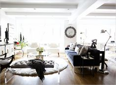 Nicole Cohen of Sketch42′s House Tour, BEFORE & AFTER!! | Rue