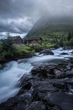 River Village, Norway