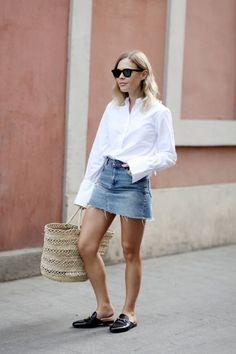 10 Looks Primaverales Muy Chic Pero Simples Que Puedes Copiar De Esta Fashion Blogger | Cut & Paste – Blog de Moda
