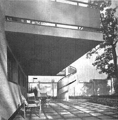 Lucjan Korngold & Piotr Lubiński, Warsaw, 1935