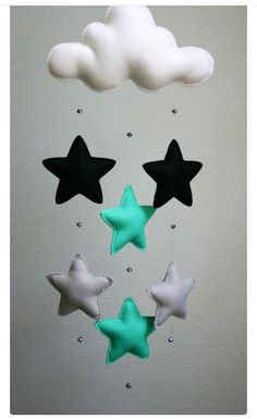 Make stars either blue or pink :)
