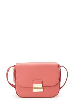 Faux Leather Crossbody | FOREVER 21 - 1000084089