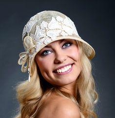 ava  BY MARGE IILANE  #millinery #hats #HatAcademy