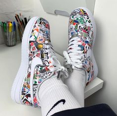 DOPE or NOPE  Rate these samples ...-#nikeshoes High Heel Sneakers, Sneakers Nike, Fancy Shoes, Formal Shoes, Sneakers Fashion, Mens Fashion Shoes, Lit Shoes, Custom Shoes, Sock Shoes