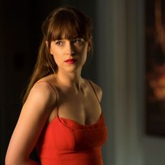 Hallelujah: Fifty Shades Darker Is Better Than Fifty Shades of Grey Anastasia Steele Style, Anastasia Steele Outfits, Anastasia Grey, 50 Shades Darker, Fifty Shades Of Grey, Dakota Johnson Fifty Shades Darker, Ana Steele, Fifty Shades Series, Fifty Shades Movie