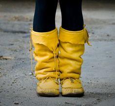 Cutest.Rainboots.Ever.