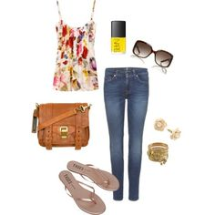 Summer day outfit...want