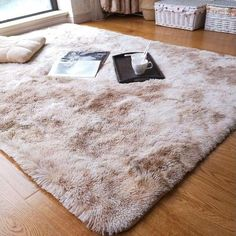 Bring extra warmth and comfort to your home with the fabulous Perry soft plush area rug! Made from premium eco-friendly polyester. Available in a range of colors & sizes. Free Worldwide Shipping & Money-Back Guarantee Bedroom Carpet, Living Room Carpet, Rugs In Living Room, Rug Over Carpet, Fur Carpet, Plush Carpet, Dorm Rugs, Plush Area Rugs, Teen Girl Bedrooms