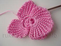 Crochet Afghans, Crochet 101, Crochet For Beginners Blanket, Tunisian Crochet, Crochet Squares, Thread Crochet, Love Crochet, Irish Crochet, Crochet Crafts