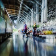 Last train Fine Art Photography, Thailand, Fair Grounds, Train, Creative, Fun, Image, Strollers, Artistic Photography