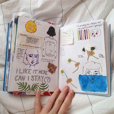 Imagem de art, book, and drawing