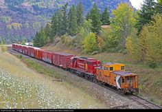 RailPictures.Net Photo: CP 3081 Canadian Pacific Railway EMD GP38-2 at Castlegar, British Columbia, Canada by Matthew Robson (www.elevation-...