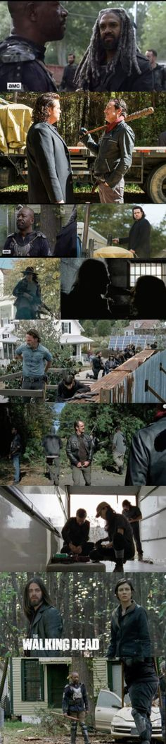 season 7 finale of The Walking Dead titled 'The First Day of the Rest of Your Life'