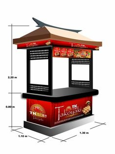 Kiosk Design, Cafe Design, Stand Design, Booth Design, Juice Bar Interior, Food Cart Design, Bike Food, Coffee Shop Business, Food Kiosk