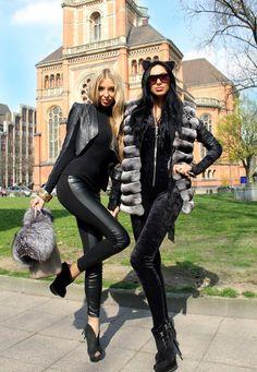 be337c680e48 More outfits of Olesya Malinskaya