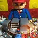 My lego cake