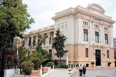 Αποτέλεσμα εικόνας για alexandros nikoloudis Attica Greece, Athens Greece, Old Greek, Classic Architecture, Neoclassical, Street View, Mansions, Country, House Styles