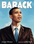 Barack by Jonah Winter, Illustrated by AG Ford