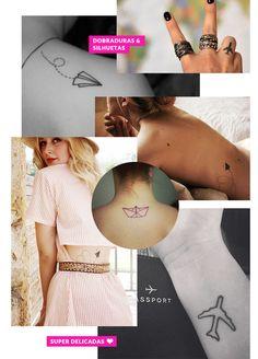 Tatuagem de Viagem!
