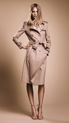 Time to upgrade my Burberry raincoat to this