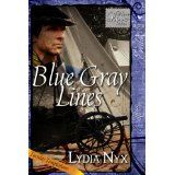 Blue Gray Lines (Kindle Edition)By Lydia Nyx
