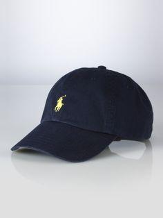 Signature Pony Hat - Polo Ralph Lauren Hats  amp  Scarves - RalphLauren.com  Outfits 2b6bb44320e