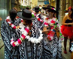 Freaky Mariachis, Rio Carnival.