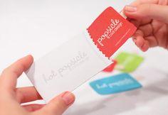 55 Cartões de visita criativos | Criatives | Blog Design, Inspirações, Tutoriais, Web Design