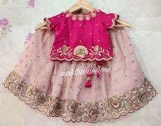 Kids Prom Dresses, Little Girl Pageant Dresses, Baby Girl Party Dresses, Baby Girl Lehenga, Kids Lehenga, Baby Fancy Dress, Kids Dress Wear, Baby Frocks Designs, Kids Frocks Design