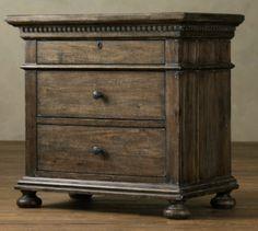 Restoration Hardware Furniture {DIY Tutorial}