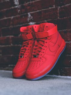 Nike Lunar Force 1 High @metrez07