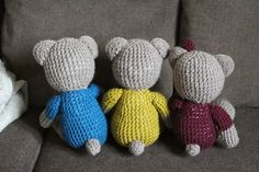 Diy And Crafts, Dinosaur Stuffed Animal, Toys, Crochet, Animals, Amigurumi, Crochet Hooks, Animales, Animaux